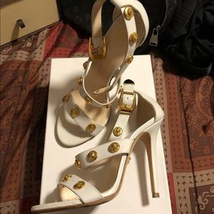 fae67440f073e8 Women s Versace Medusa Pumps on Poshmark